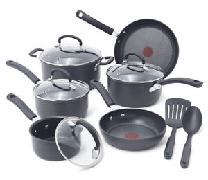 *New* TFal Ultimate Hard Anodized Nonstick 12-Piece Cookware Set