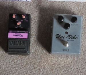 Stereo Chorus Effect Pedals For Sale