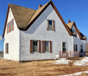 75 acre farm near Montague in Valleyfield - Immediate Posession