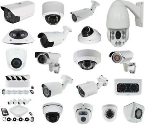 Security Camera CCTV, Security Alarm Systems, Home Automation