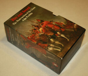 4 Book Box Set - Fire and Sword, The Destruction of the Clans