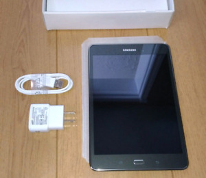 In the box 8inch Samsung Galaxy Tab A tablet with a case