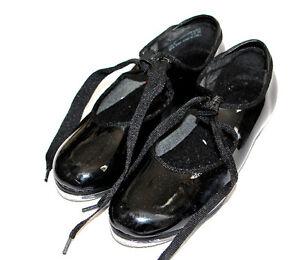 Girls' Tap Shoes - Size 2.5W (W=Wide) - $15 OBO