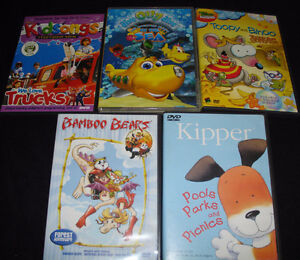Kids DVD's Hard To Find Some Very Expensive to Buy New