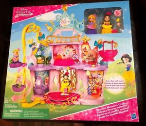 Disney Princess Little Kingdom Musical Moments Castle NEW SEALED
