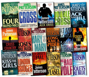 James Patterson eBook Collections
