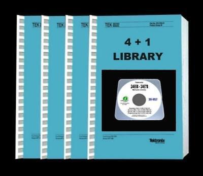 Tektronix 2465b 2467b Paper Manuals Library 4 1 Serviceoperatoroptionsgpib