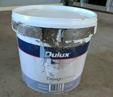 Dulux Design Metallic Effect Paint