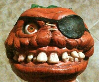 ATTACK OF THE TOMATOES (1978) PROP - Life Size 1:1 Halloween Mask Replica UNIQUE