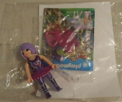 Playmobil Fairy Princess Figure New In Polybag Packaging With Accessories