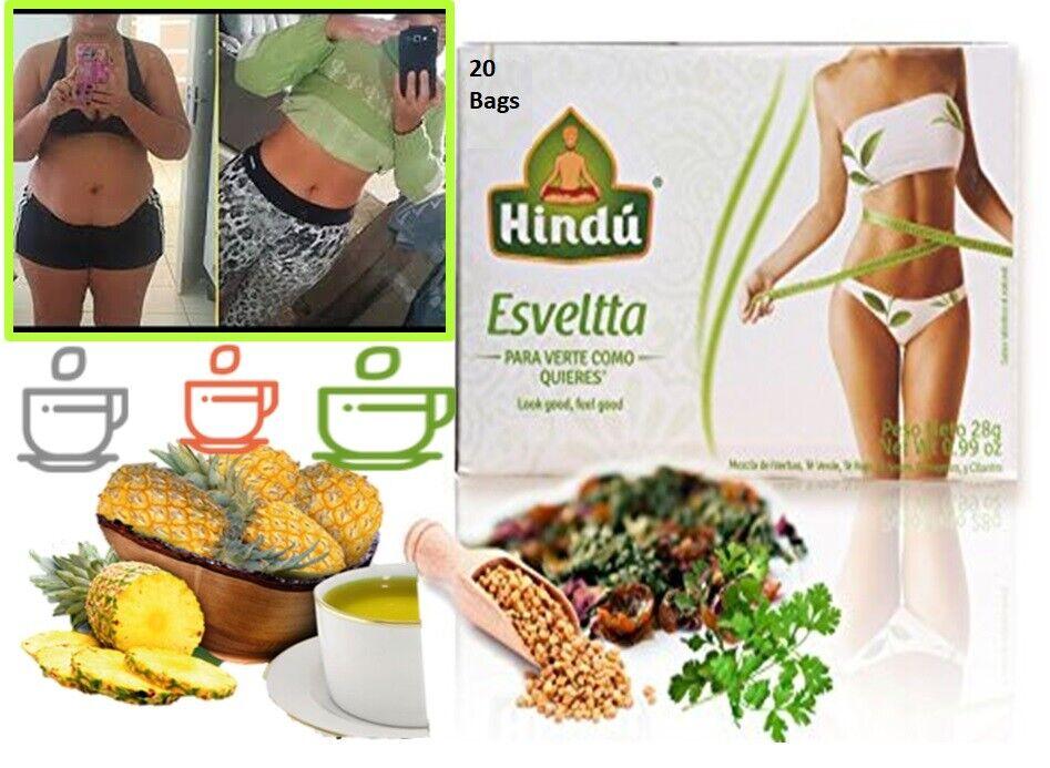 TEA INSTANT - All Natural Detox & Cleanse FLAT STOMACH METABOLISM BURN FAT BLEND 4