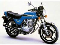 Wanted motorbike spare or repair