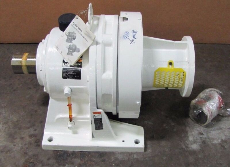SUMITOMO PA137225 CHHJS-6185Y-35 35:1 RATIO WORM GEAR SPEED REDUCER GEARBOX NEW