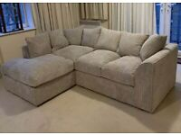 SUMMER SALE OFFER AVAILABLE ON ALL NEW JUMBO CORD CORNER & 3+2 SEATER SOFA SET AVAILABLE IN STOCK