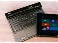 Good Condition Lenovo Helix Tablet / laptop i7 3rd Gen ,8GB ram ,250GB SSD, A