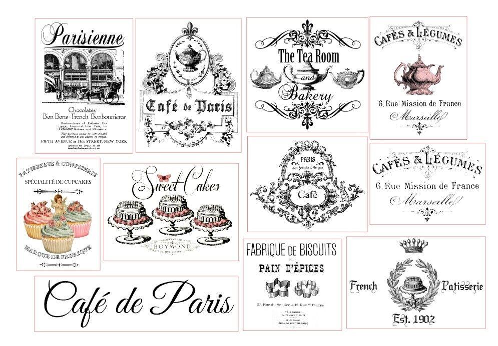 Aufkleber-Möbeltattoo-transparent-Sticker-Shabby-Vintage-Cafe-Patisserie-1158