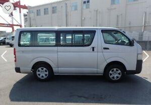 2010 Toyota 4WD Hiace LWB van, auto, turbo 1KD diesel, 196k kms. NICE Yorklea Richmond Valley Preview