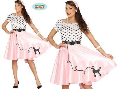 Damen 1950er Jahre Pudel Mädchen Kostüm Verkleidung 50er - 1950er Jahre Kostüme