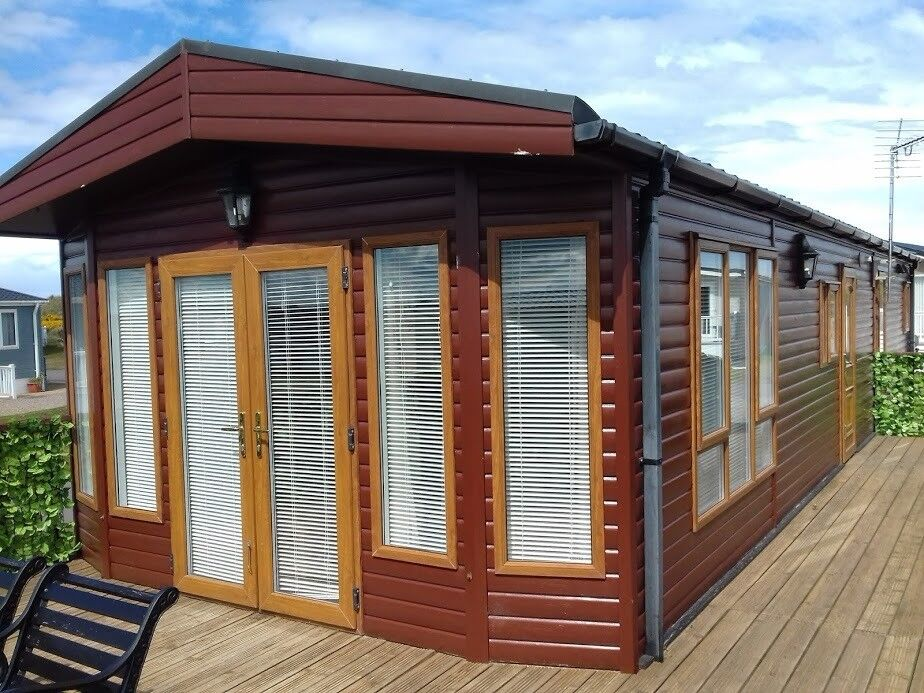 Glenmore Lodge Holiday Home for rent at Silversands