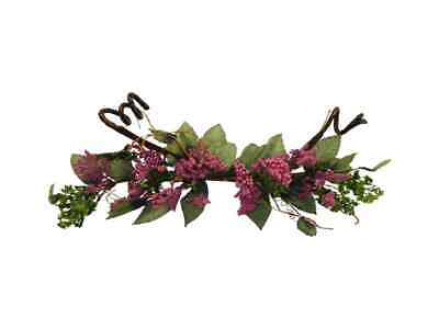 Berry Swag MANY COLORS Wedding Centerpieces Silk Flowers Arch Gazebo Decor 2 ft - Flower Centerpieces