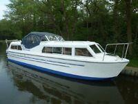 ***WANTED*** 32ft Viking or Atlanta canal river cruiser
