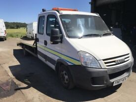 Iveco Daily 2.3 2007 double cab spares or repair