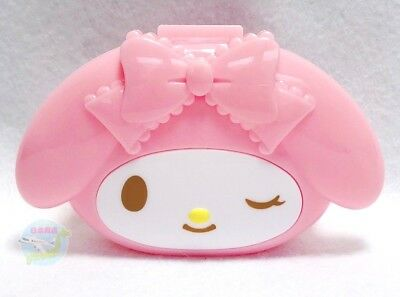 97d156b6f1 SANRIO My Melody Kawaii Tiny Cute Earbuds Earphones In-Ear Headphones Case