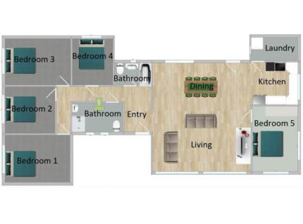 Great Inner South Location, Groups and Pets Welcome Narrabundah South Canberra Preview
