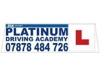 COVID SAFE HIGH QUALITY AUTOMATIC DRIVING LESSONS PLATINUM DRIVING ACADEMY (NW LONDON & WEMBLEY)