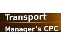 CPC ROAD HAULAGE TRANSPORT MANAGER - Transport Manager Services and Tutoring