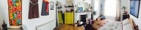 Quirky, light 2 bedroom flat to rent
