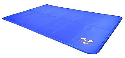 35X55 Arf Pets Pet Dog Self Cooling Mat Pad for Kennels, Crates and Beds