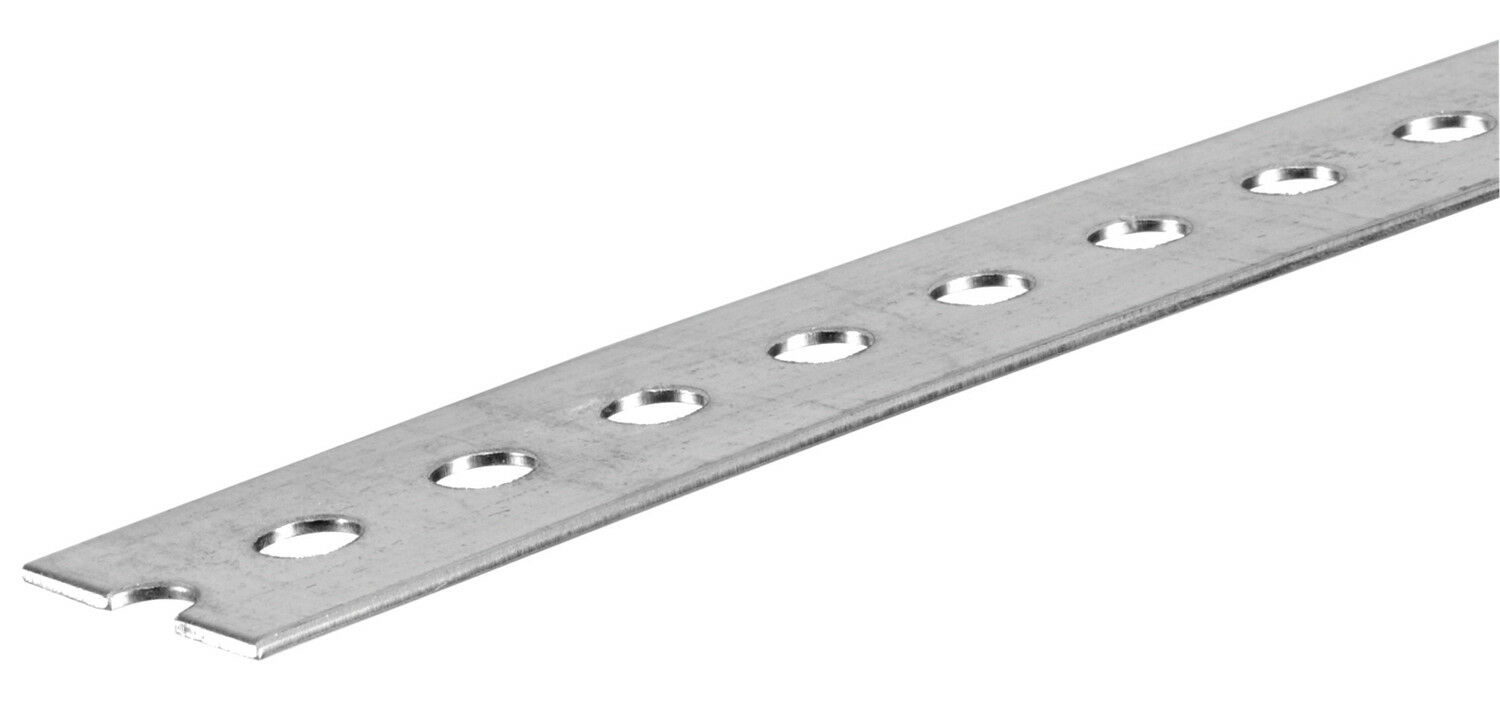 "Boltmaster Slotted Flat Bar 1-3//8/"" X 48/"" 14 Ga 5//16/"" Hls Pack of 5"