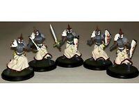 Orcs of Bran-O-Kor Brutes ENGLISH - Rare OOP Rackham Confrontation Orc Brute