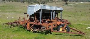 Morris Seeder- Versatile Machinery Bingara Gwydir Area Preview