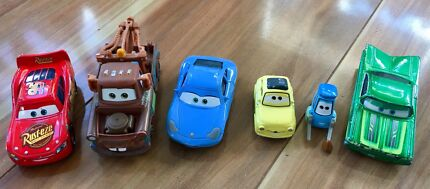 Disney Cars Toys Radiator Springs collection