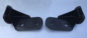 Bmw e36 oem front bumper mount brackets left and right