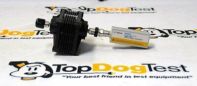 Hp Agilent Keysight N8481b-025-100 Power Sensor - Thermocouple 10mhz - 18ghz