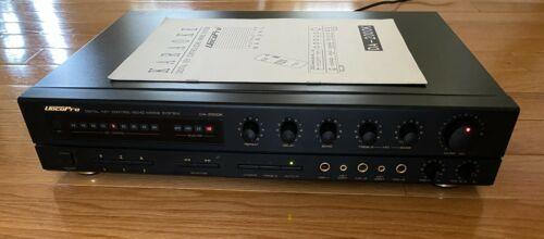 VocoPro DA-2000K Digital Karaoke Mixer Key Control - Echo Mixing. (READ)