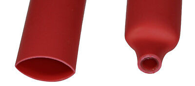 Dw1s3x-15.0 Dual Wall 31 Heat Shrink Tubing 15mm 58 - Red 1 Foot Qty 5