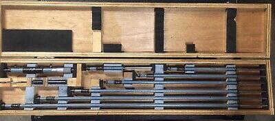 Mitutoyo No 141-122 8-40 Inside Micrometer Micrometer