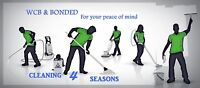 ✳️Commercial✳️ Cleaning 4 Seasons