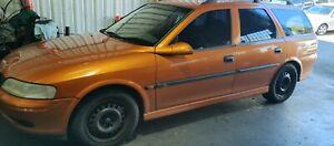 Holden vectra wagon 1999
