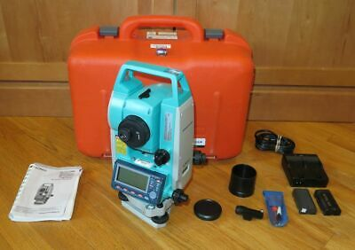 Sokkia Leitz Sokkisha Set630r Prismless Electronic Total Station Case