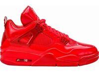 Nike Air Jordan 11Lab4 'University Red' Size UK 7 10 10.5 Brand New