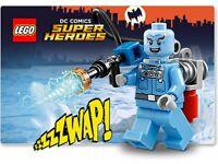 WANTED LEGO MR FREEZE 30603