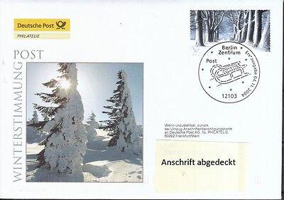 BRD 2004 Deutsche Post FDC  Winterstimmung  Verschneite Eichenallee