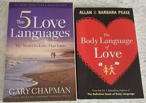 Books Body Language The 5 Love Languages Love Family Paradise Point Gold Coast North Preview