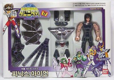 Bandai Saint Seiya : Knight of The Zodiac - Phoenix Ikki Cloth Figure 2004, usado segunda mano  Embacar hacia Argentina