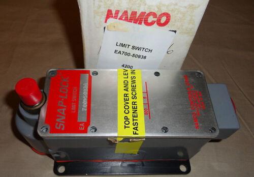 NAMCO EA700-50936 LIMIT SWITCH EA70050936 SNAP-LOCK